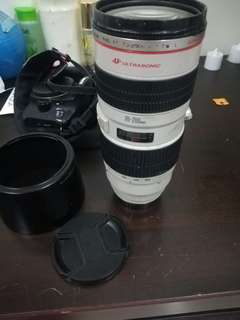 Canon 70-200 2.8 USM non-is