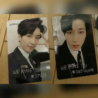 We Make You Photocard