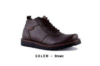 Sepatu Humm3r Gollem Black