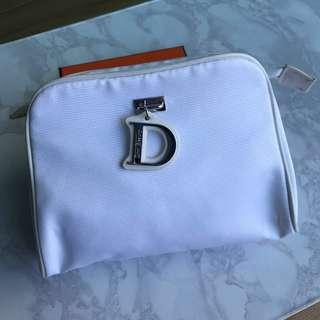 Dior Beauty VIP pouch 化妝袋 white