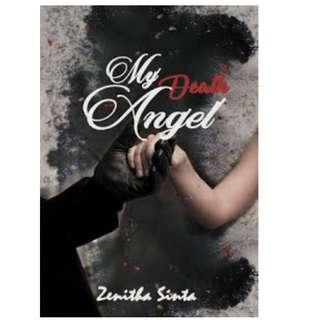 Ebook MY DEATH ANGEL - ZENITHA SINTA