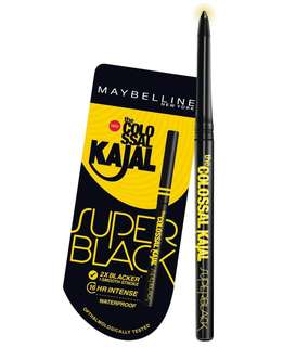 🌺 💯[AUTHENTIC] Maybelline The Colossal Kajal