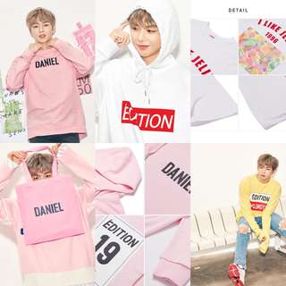 LAP x KANG DANIEL (KOREA PURCHASE SERVICE)