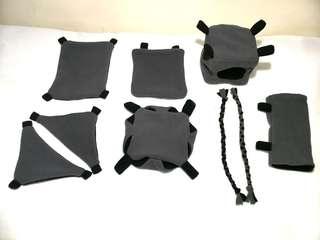 For sale sugar glider accessories 9pcs set