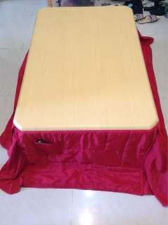 伊藤日式暖桌爐-紅色