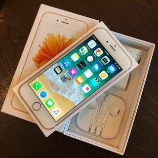 Iphone 6s FU 128GB Rosegold