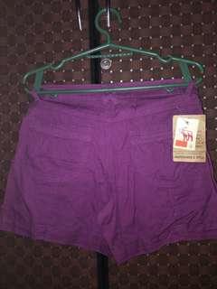 Violet short