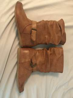 Fall/ spring boots