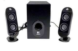 Logitech Speakers X-230