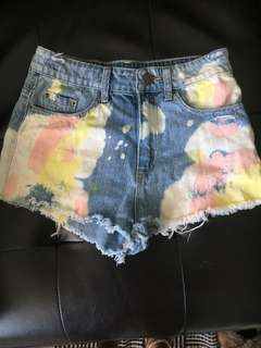 $10 Urban Outfitter High Rise Shorts