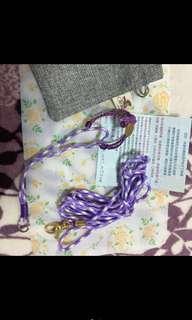 松鼠/蜜袋鼯牽繩 純手工胸背牽繩
