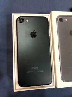 Iphone7 128g霧黑