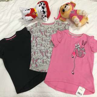 Mothercare bundle tops