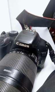 Canon eos 550 d