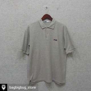 FILA Poloshirt -Size: M fit L