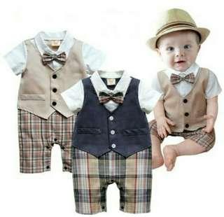Smart baby suit