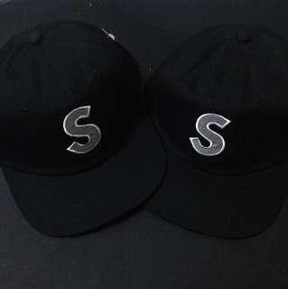 (READY STOCK) Supreme 3M Reflective S Logo