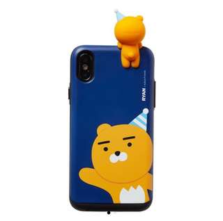 現貨 韓國 KAKAO FRIENDS Ryan IPhone 手機殼