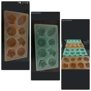 Jelly mould (4 pcs)