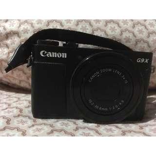 Canon PowerShot G9 X Black Fullset