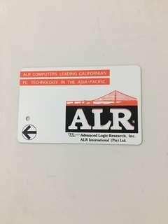 SMRT Card - ALR (Adult Store Value Card)