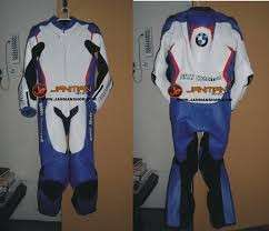 Motorbike Leather Racing Suit BMW for Best Rider