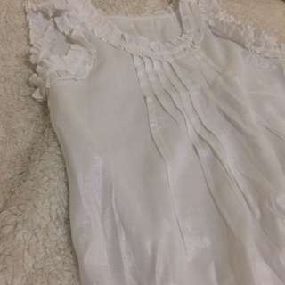 Dainty Cover Up Dress