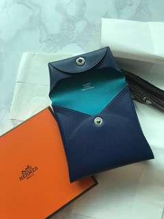 Hermes Bastia coin bag two color
