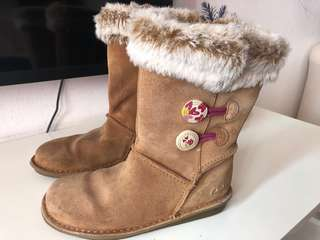 Clarks Winter Boots for Kids