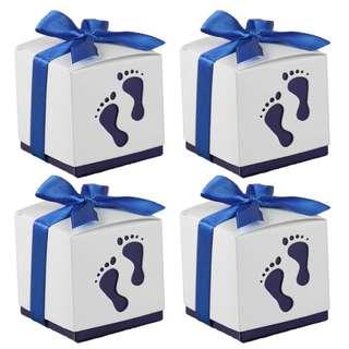 50pcs baby shower doorGift Box