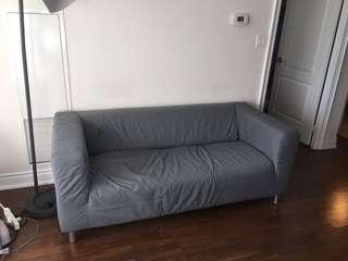 IKEA Klippan sofa loveseat 2-seater couch
