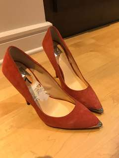 Dolce Vita - Coral Heels