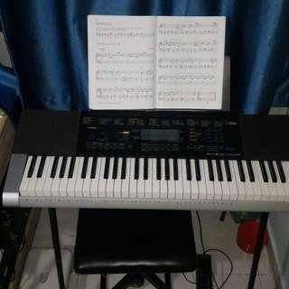 Casio Keyboard CTK-4400