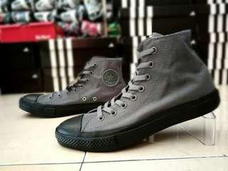 Sepatu Converse All Star Chuck Taylor II High Dark Grey Black