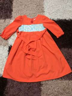 Preloved Dress / Jubah Kids