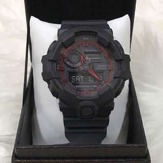 Authentic G-SHOCK GA 700 SE