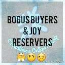 BOGUS BUYER AT JOY RESERVER ☹