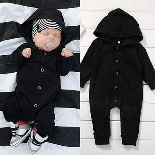 Baby Hoodie Bodysuit