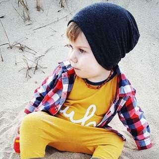 ✔️STOCK - YELLOW duh SLEEVELESS JUMPER UNISEX NEWBORN BABY TODDLER BOY/GIRL PJ ROMPER ONESIE KIDS CHILDREN CLOTHING