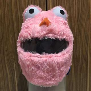 Cover Helm Elmo Pink