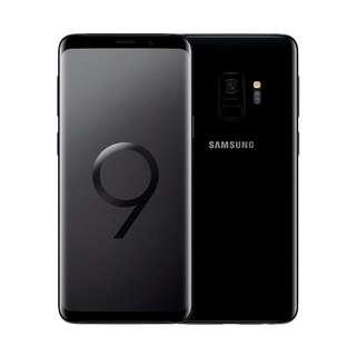 Samsung S9+ 128Gb black kredit aja gan