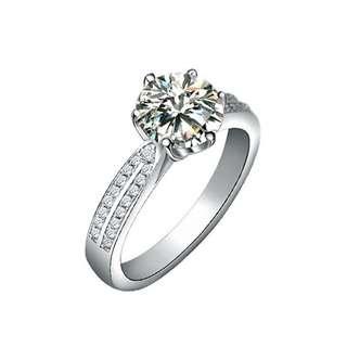 925 Silver Ring 🌙 #fashion75