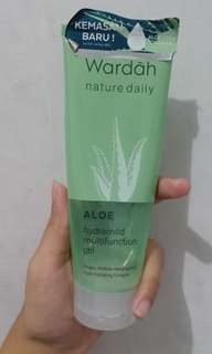 Wardah Aloevera gel