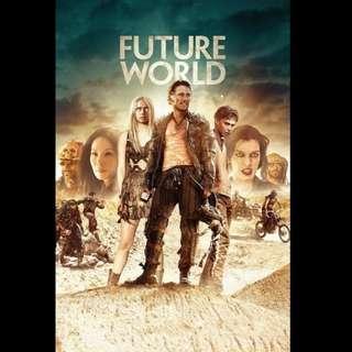 [Rent-A-Movie] FUTURE WORLD (2018)