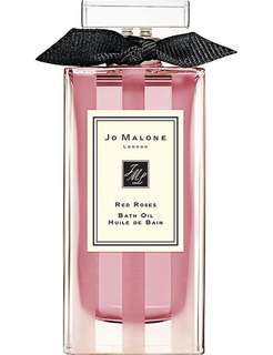 Jo Malone red roses bath oil