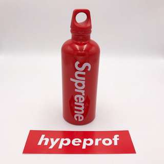 Supreme Sigg Traveller 0.6L Water Bottle