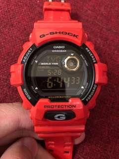 G-SHOCK Red