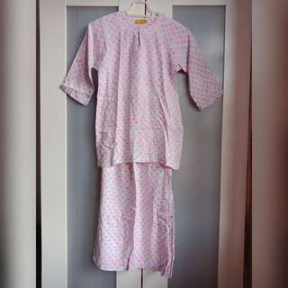 POYA boutique 6y girls baju kurung