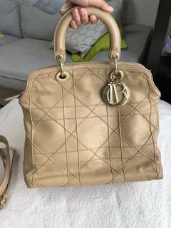Dior Granville Full Leather