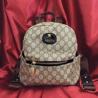 Gucci bag pack